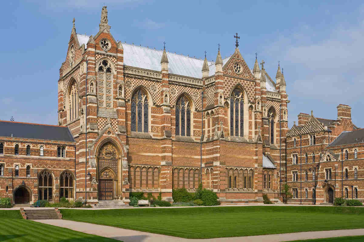 scholarship entrance independent schools Eton Harrow Radley MCS