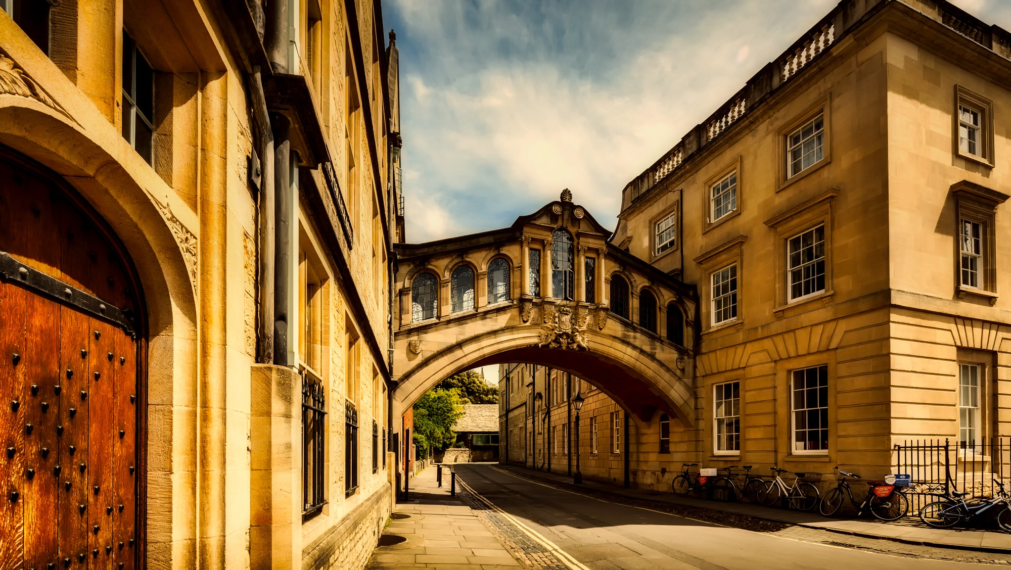 Hertford College Bridge