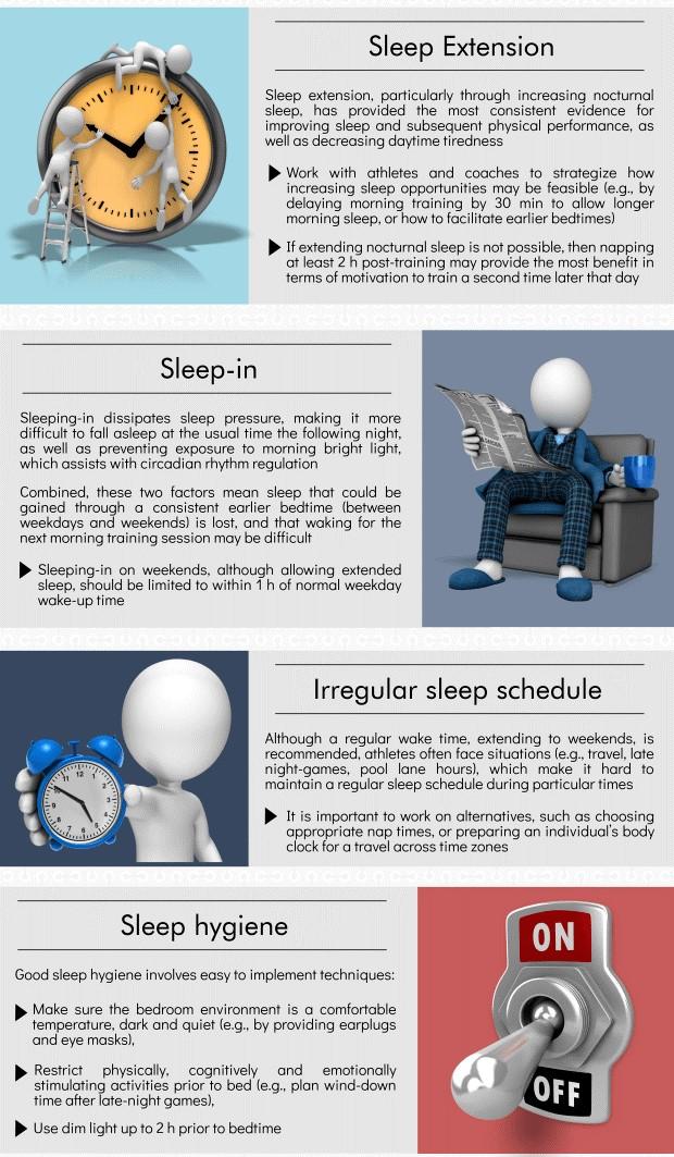 Sleep exam techniques Oxford Tutors revision skills
